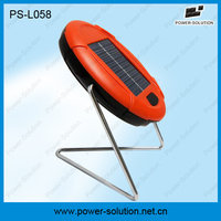 Mini cheap solar powered desk lamp for study