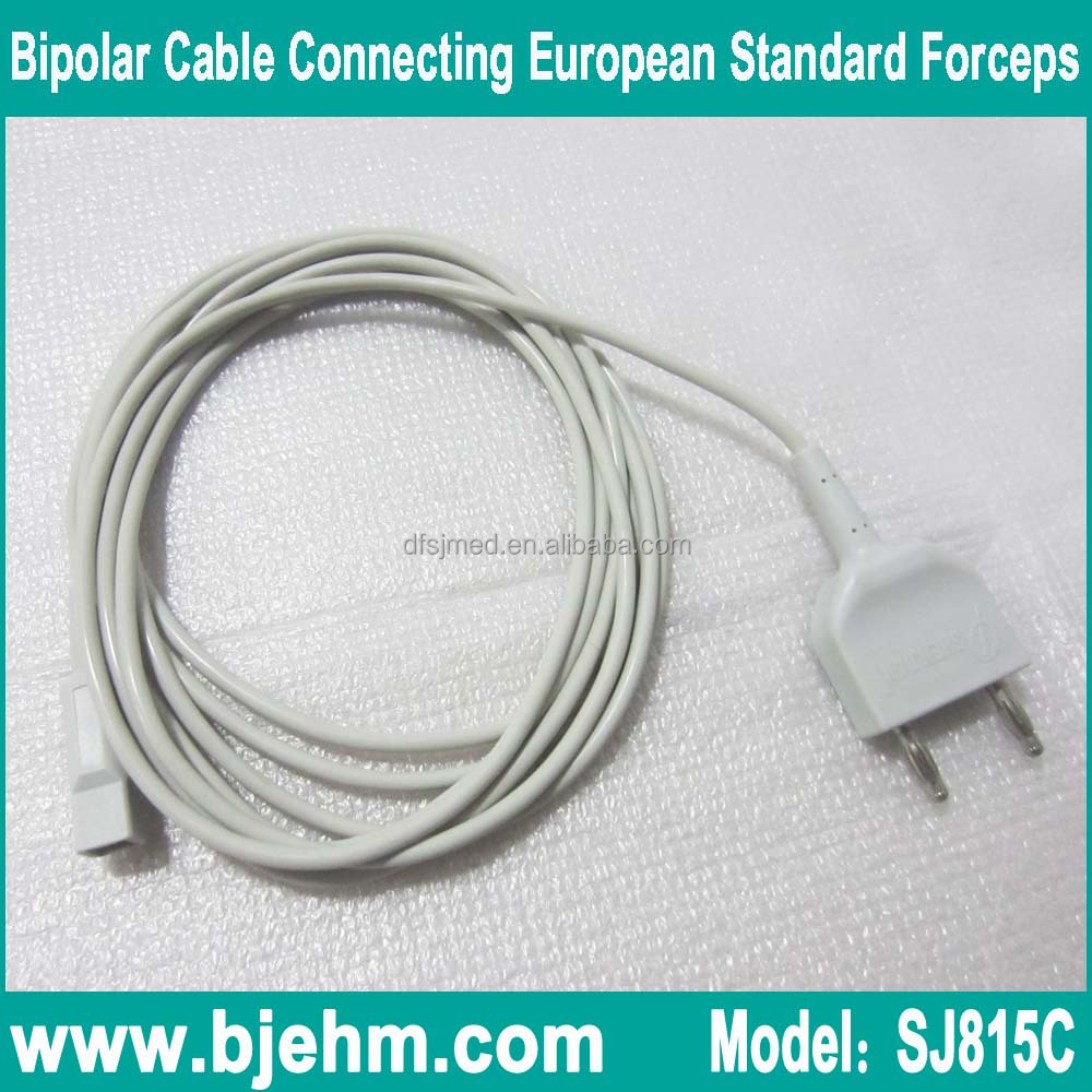 Electrosurgical Bipolar Electrode forceps cable