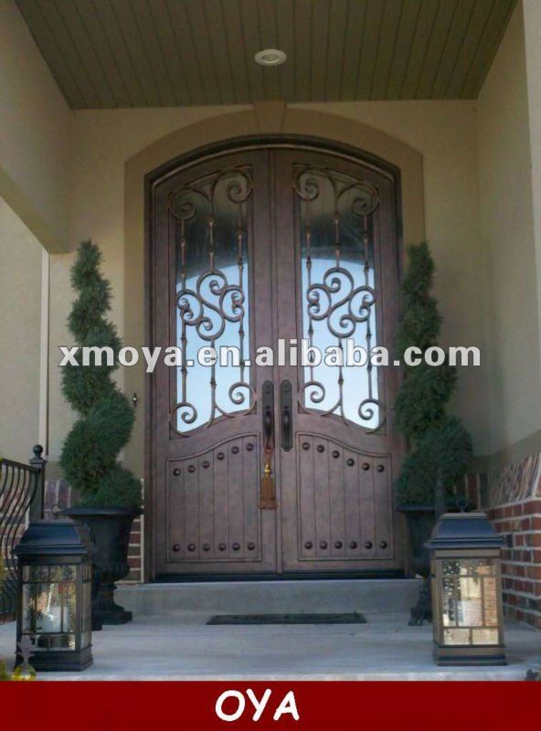 Designer stainless steel main entrance gate
