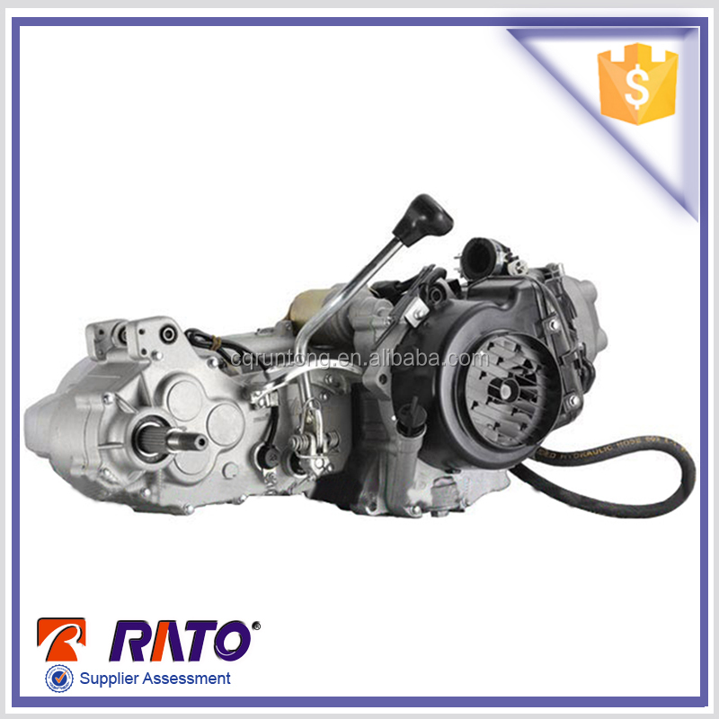 ATV180 engine GY6 180cc motorcycle engine assy with reverse gear