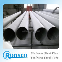 Pickling SUS 304 stainless steel pipe 2 inch schedule 40 seamless stainless steel pipe