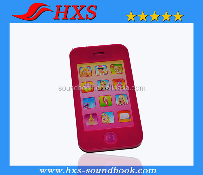 Wholesale Price Electronic Musical Mobile Phone Kids Toys
