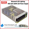 Meanwell LED Driver NES-100-12 Single Output 100W 12V Meanwell LED Power Supply