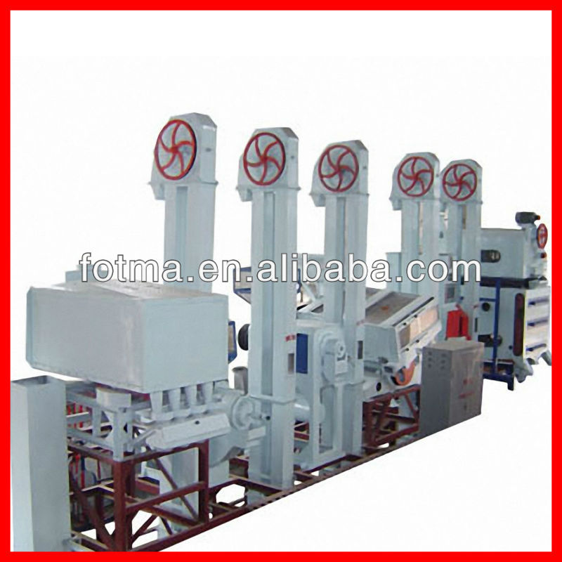 20-30t/day rice mills manufacturer