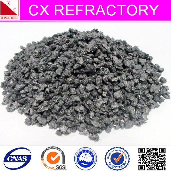 Graphitized Petroleum Coke carburetant for ladle