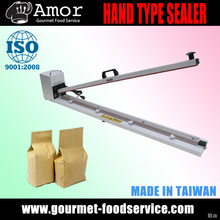 Made In Taiwan Packaging 24 inch Handheld Impulse Heat Sealer
