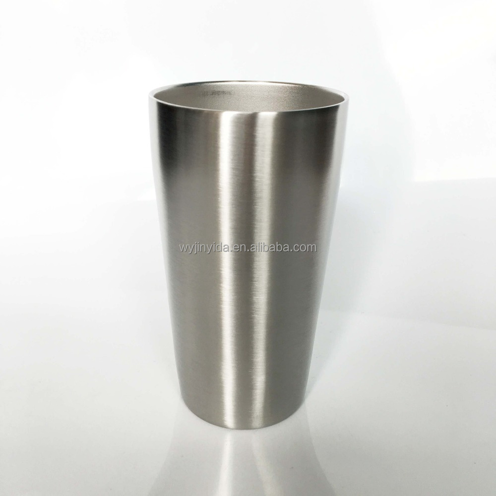 16 OZ Stainless Steel Insulated Double Wall Vacuum Tumbler