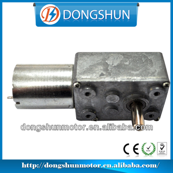 90 degree dc worm gear motor ds 46sw370 buy dc worm gear for 12 volt dc right angle gear motor