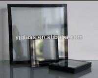 High Transparence bronze tempered Low-E insulated Glass