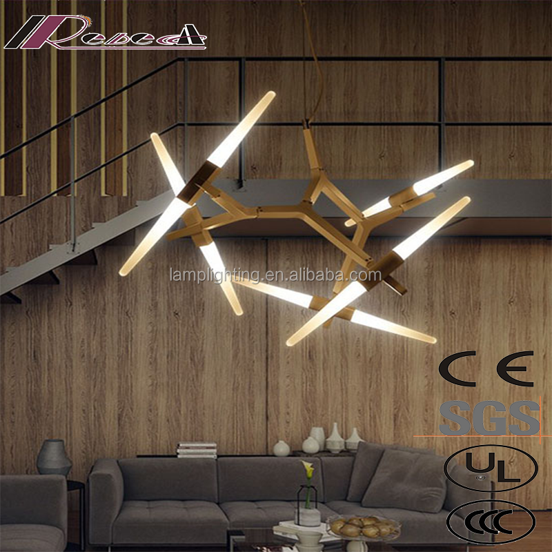 European design roll hill agens lighting fixture pendant lamp for living room