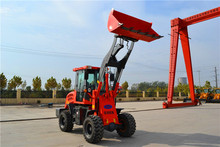 Kanghong ZL16F mini payloader small loader for atv with pilot control with ce for sale made in China high quality