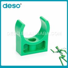 Excellent quality low price 2017 competitive 20mm to160mm plastic tube c clamps