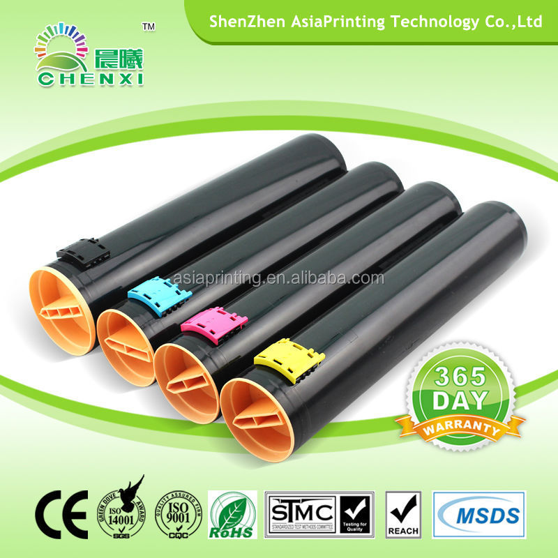 Color toner cartridge for X erox 7750