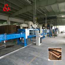 Full Automatic Recycable Honey Comb Cardboard Making Machine
