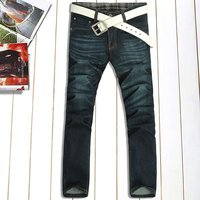 100%cotton mens denim jeans (076)