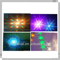 paper cardboard christmas rainbow glasses,3d rave prism glasses popular