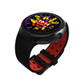 "Z10 1.39"" AMOLED MTK6580 Quad Core Single SIM 1GB+16GB 3G Android Smart Watches Unisex"