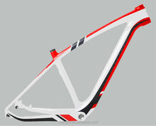 china mtb carbon frame 29er Dengfu bikes Moutain bicycle frame FM056
