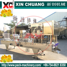 Food and Beverage service equipment for juice filling sealing machine