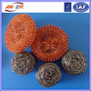 Household stainless steel scourer with good quality