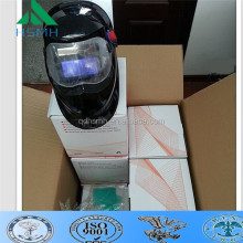 auto darkening custom welding helmet with respirator made in China