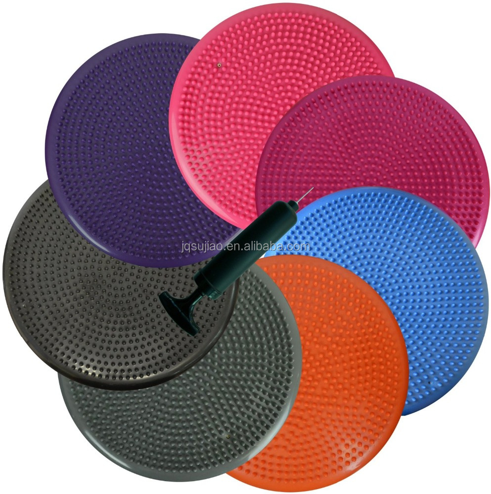 Stability Wobble Cushion / Exercise Fitness Core Balance Disc