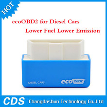 2015 New Arrival ecoOBD2 Chip Tuning Box Fuel and Lower Emission eco OBD2 Performance NitroOBD2 for Diesel Cars