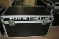 Strong Aluminium Vinyl Laminated Plywood flight case, Cable case