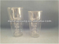 Wholesale glass double wall coffee and tea cup