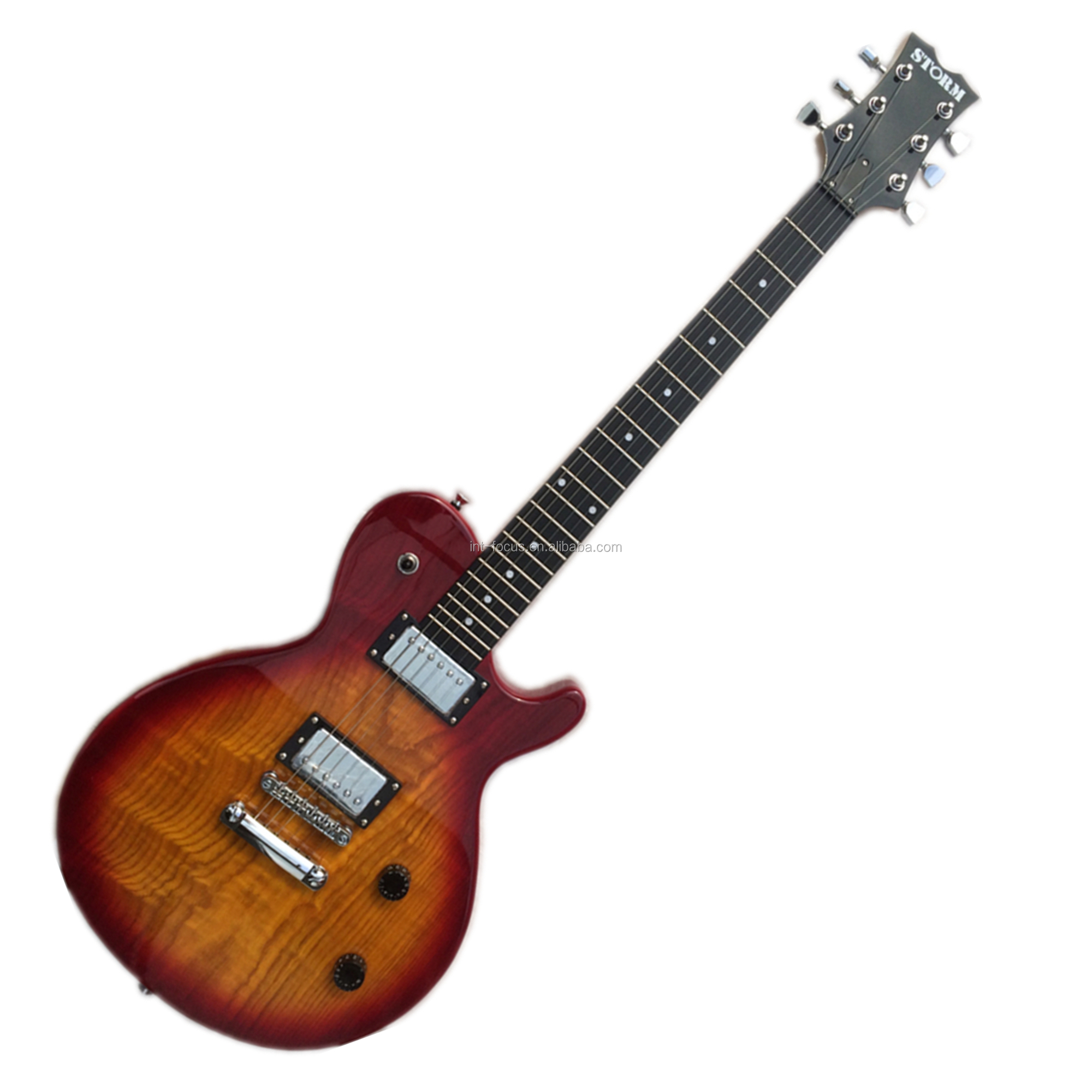 Hotsell Student beginner cheap wholesale good quality China Made LP Electric Guitar LP