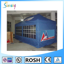 Clear Span Sunway Structure Aluminum Profile For Kitchen Cabinet Pagoda Tents