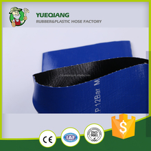 farm irrigation use pvc layflat agricultural water hose