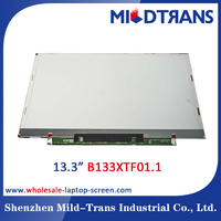 1366*768 Laptop Led Screen B133XTF01.1 13.3 Led Screen