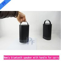 Newly bluetooth speaker with handle