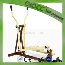 China elliptical trainer outdoor fitness machine