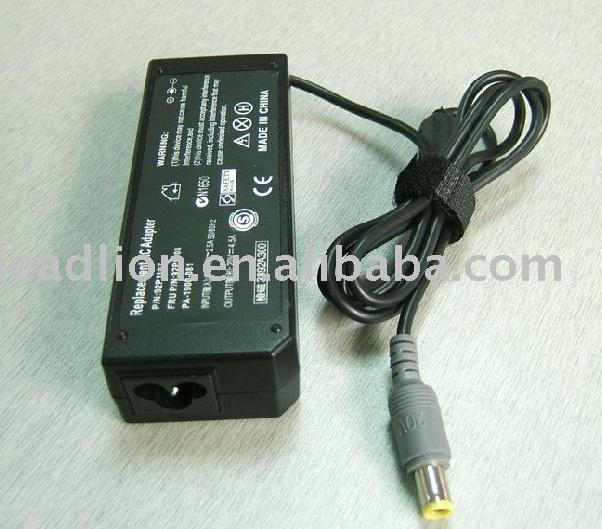 20V 3.25A AC Adaptor for IBM Lenovo T60 R60 Z60 X60