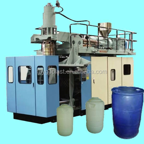 hand feeding pet blow molding machine for water bottle