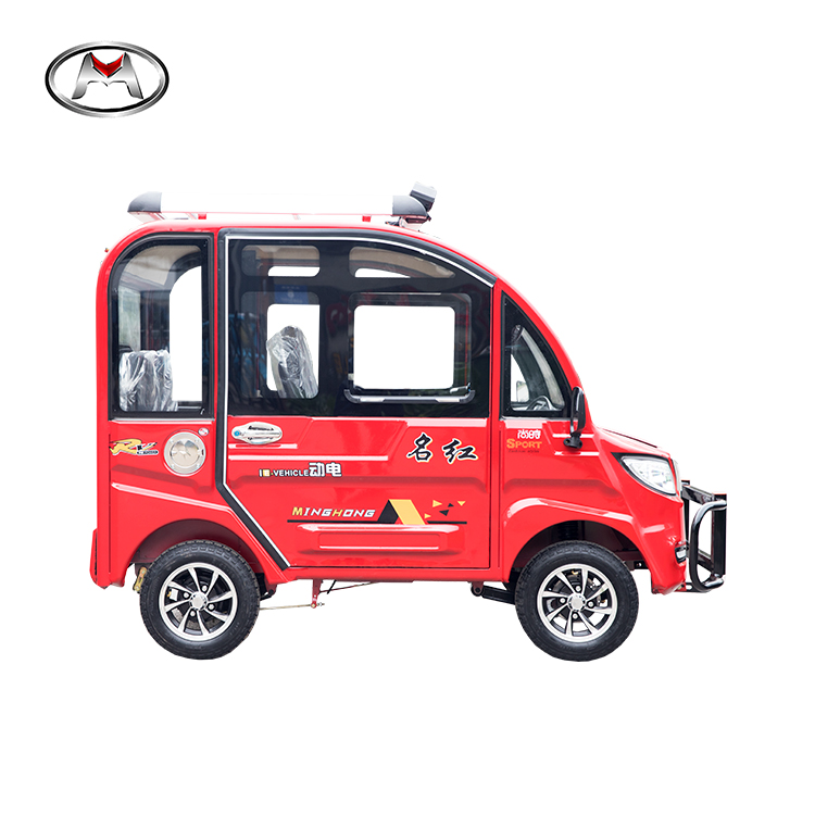 Cheap Four Wheel 2 Seater <strong>Auto</strong> Mini Electric Car made in China