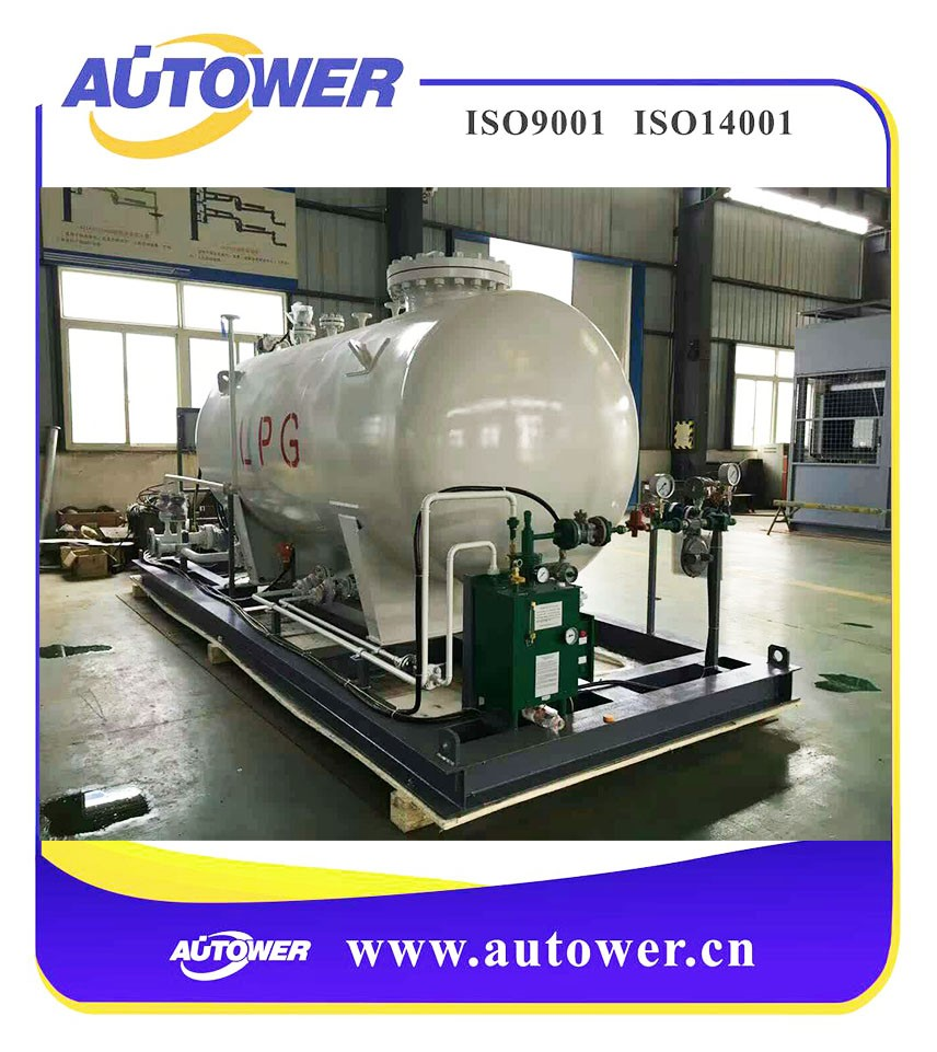 Reliable LPG/LNG/CNG tank supplier