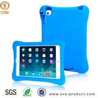 Ultra light weight kid proof tablet case for apple ipad mini 4 rugged case