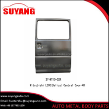 Car accessories central door for Mitsubishi delica L300 Auto Body Parts