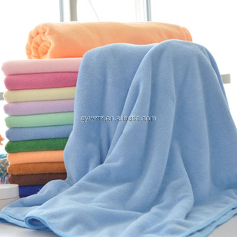 Wholesale Microfiber Bath Towel 22x44