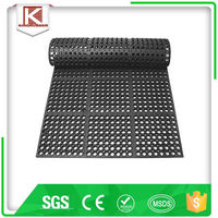 Industrial Anti Fatigue Rubber Floor Mat