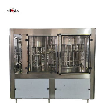 Automatic Beer Bottling Equipment Glass Bottle Filling Machine