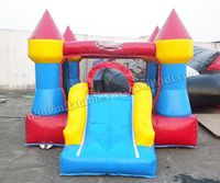 Commercial grade inflatable mini jumper, kids inflatable jumping castle for rental B1170