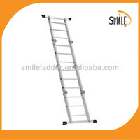 SGS ZheJiang aluminum step ladder swedish wall ladder home gym for kids stair