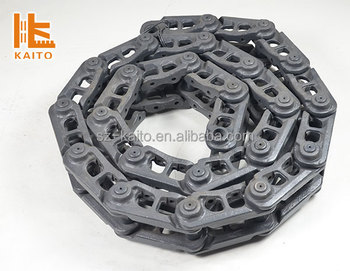 Road Milling Machine and Asphalt Paver Track Chain Without Track Shoes