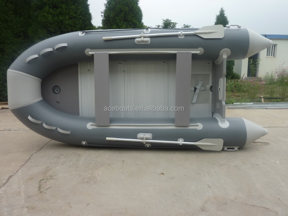 Inflatable folding boat China for sale with CE!
