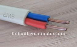 flat copper electric wire