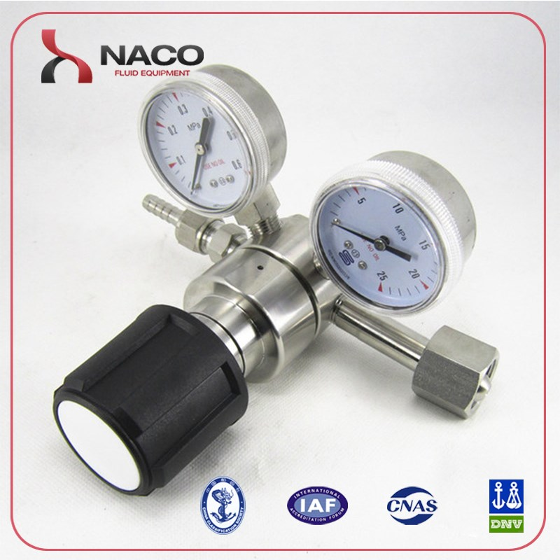 Specialty CGA580 high pressure safety gas regulator lpg regulator